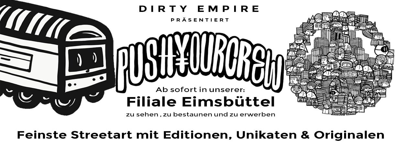 PushYourCrew Expo in Eimsbüttel 2020